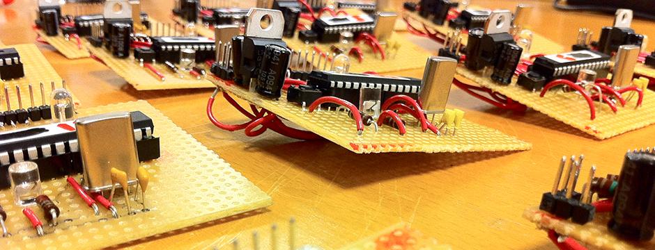 Sensors fovea prototype