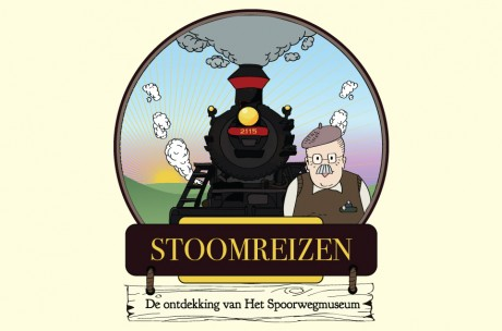 Steamtravels - The discovery of the Dutch Railway Museum (internetgame)